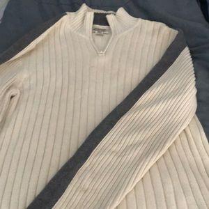 Half zip American Rag sweater